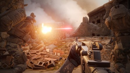Insurgency: Sandstorm mit Free2Play-Event, neuer Map & Zombie-Modus