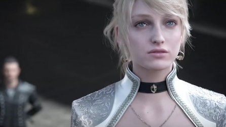 Final Fantasy 15: Kingsglaive - E3-Trailer zur Spieleverfilmung mit Sean Bean