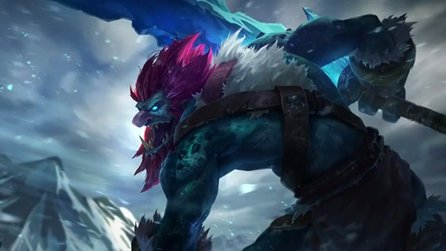 League of Legends - Champion-Video: Der neue Trundle