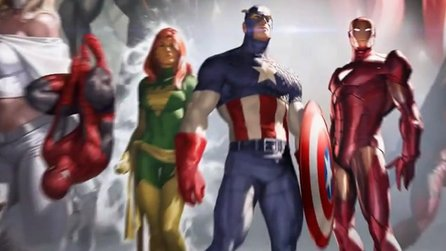 Marvel Heroes - Intro-Video zum Superhelden-Rollenspiel