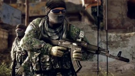 Medal of Honor: Warfighter - E3 2012: Multiplayer-Trailer