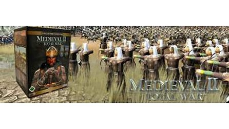 Medieval 2 - Boxenstopp mit Collector's Edition