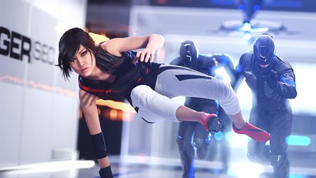 Mirrors Edge Catalyst - In der Beta mit Coach Petra