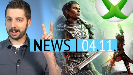 News - Dienstag, 4. November 2014 - Dragon Age Inquisition früher auf Xbox One & Nintendo ohne Region Lock