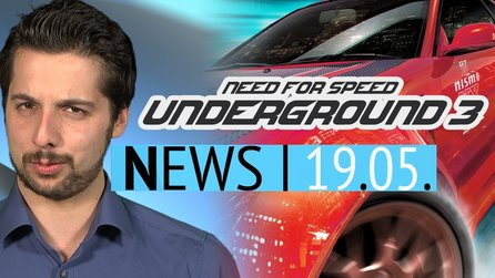 News: Need for Speed Underground 3 in Arbeit? - Ingame-Grafik von Doom 4