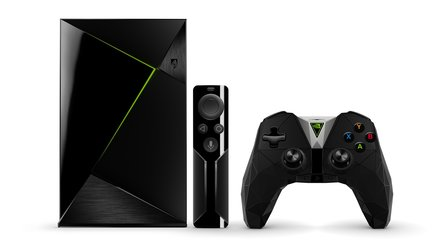 Streaming-Box statt Spiele-PC - Geforce Now Beta mit Steam-Support auf Nvidia Shield verfügbar