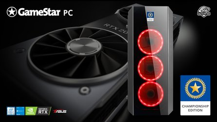 ONE GameStar-PC Championship Edition - GeForce RTX 2070 und Forza Horizon 4 in limitierter Sonderedition
