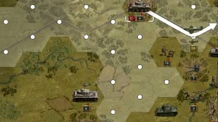 Panzer Corps - Test-Video