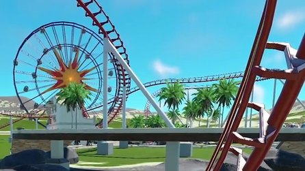 Planet Coaster: Simulation Evolved - Entwickler-Video: Kreativität belohnen