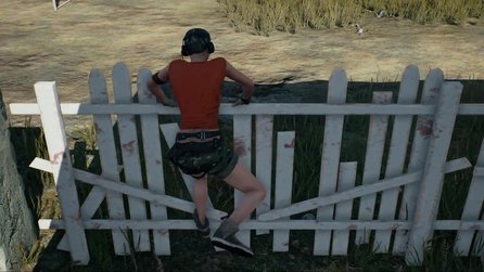 Playerunknown's Battlegrounds - Gameplay-Video zeigt Klettersystem, Wettereffekte und mehr