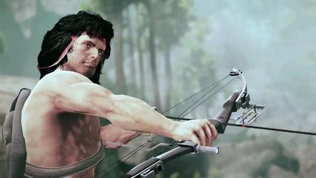 Rambo: The Video Game - Gameplay-Trailer: Die Kriegsmaschine ist nicht zu stoppen