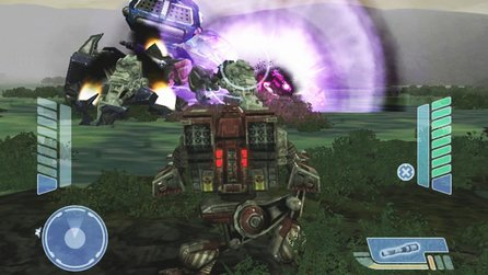 Retro Hall of Fame: MechAssault 2: Lone Wolf - David kapert Goliath