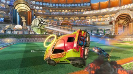 Rocket League - Was steckt in Update 1.04?
