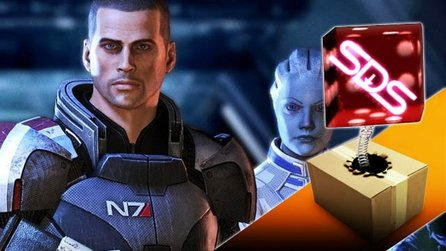 Server Down Show 193 - Mass Effect 3