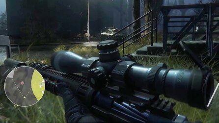 Sniper: Ghost Warrior 3 - 17 Minuten Gameplay mit Kommentar