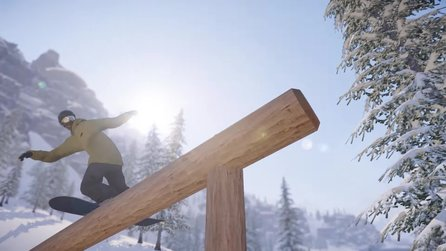 SNOW - Trailer zur Version 0.8.0 mit Snowboarding
