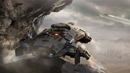 Star Citizen - Charakter-Individualisierung und Roadmap-Update