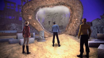 Star Trek Online - Trailer zu »Agents of Yesterday«
