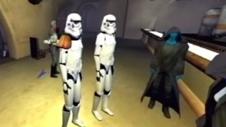 Star Wars Galaxies - Test-Video
