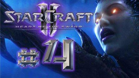 StarCraft 2: Heart of the Swarm - Let's Play Kampagne #4