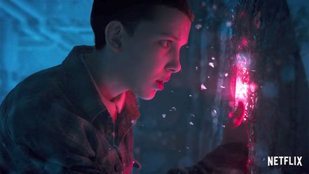 Stranger Things - Clip zu Staffel 2 zeigt Eleven in Upside Down