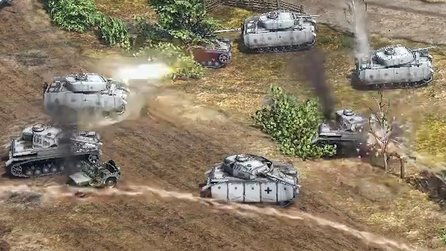 Sudden Strike 4 - Panzerschlacht und D-Day im Gameplay-Trailer