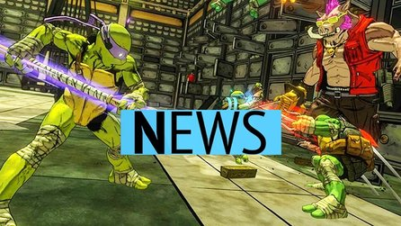 TMNT: Mutants in Manhattan - News: Turtles-Actionspiel von Platinum Games angekündigt
