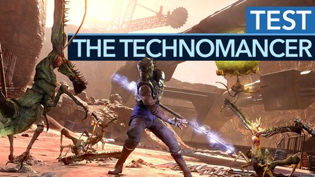 The Technomancer - Test-Video: Ein Spiel wie Tiefkühlpizza