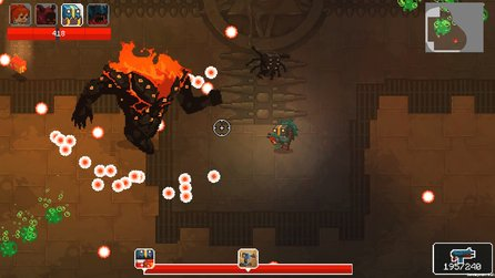 To Hell with Hell - Apokalpytisches Bullet-Hell-Roguelike startet in den Early Access