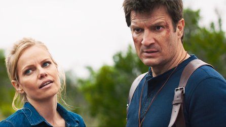 Uncharted-Film - Nathan Fillion spielt Nathan Drake in 15-minütigem Fan-Film