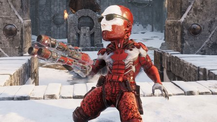 Unreal Tournament - In-Game-Trailer stellt Neuerungen von Patch 0.1.9 vor