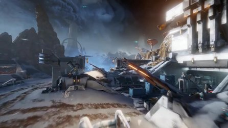 Warframe - Ankündigungstrailer des Open-World-Updates Fortuna