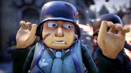 World War Toons - Ankündigungs-Trailer zum Comic-Shooter