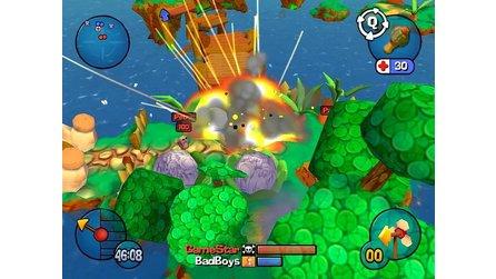 Worms 3d Alle Infos Release Pc Systemanforderungen Gamestar