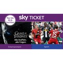 3 Monate Sky Entertainment Ticket + Supersport Ticket