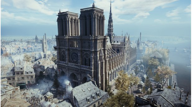 Assassins Creed Unity - Notre Dame