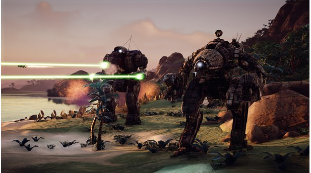 Battletech: Flashpoint - Screenshots