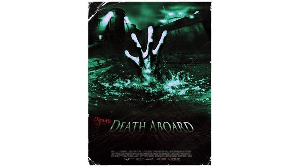 Left 4 Dead - Death Aboard Poster