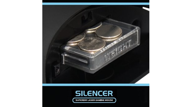 Cyber Snipa Silencer Mouse