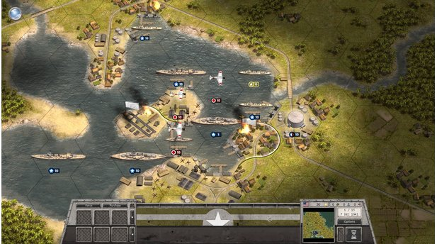 <b>Order of Battle: Pacific</b><br>Alles auf Gefechtsstation! Zu Beginn der US-Kampagne in Order of Battle: Pacific müssen wir am 7. Dezember 1941 den Luftangriff auf Pearl Harbour abwehren.