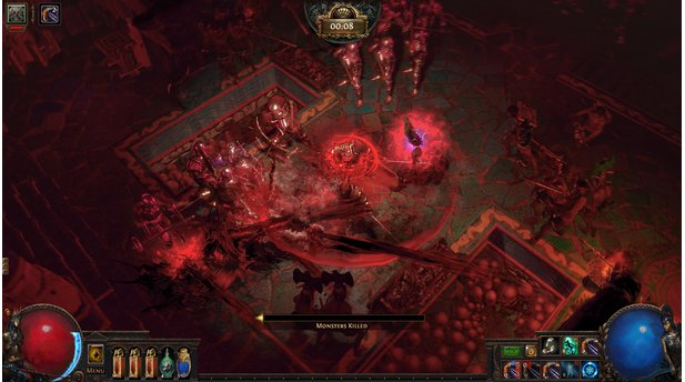 Path of Exile: Betrayal - Screenshots