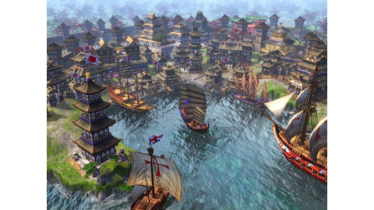 Age of Empires 3: The Asian Dynasties 5