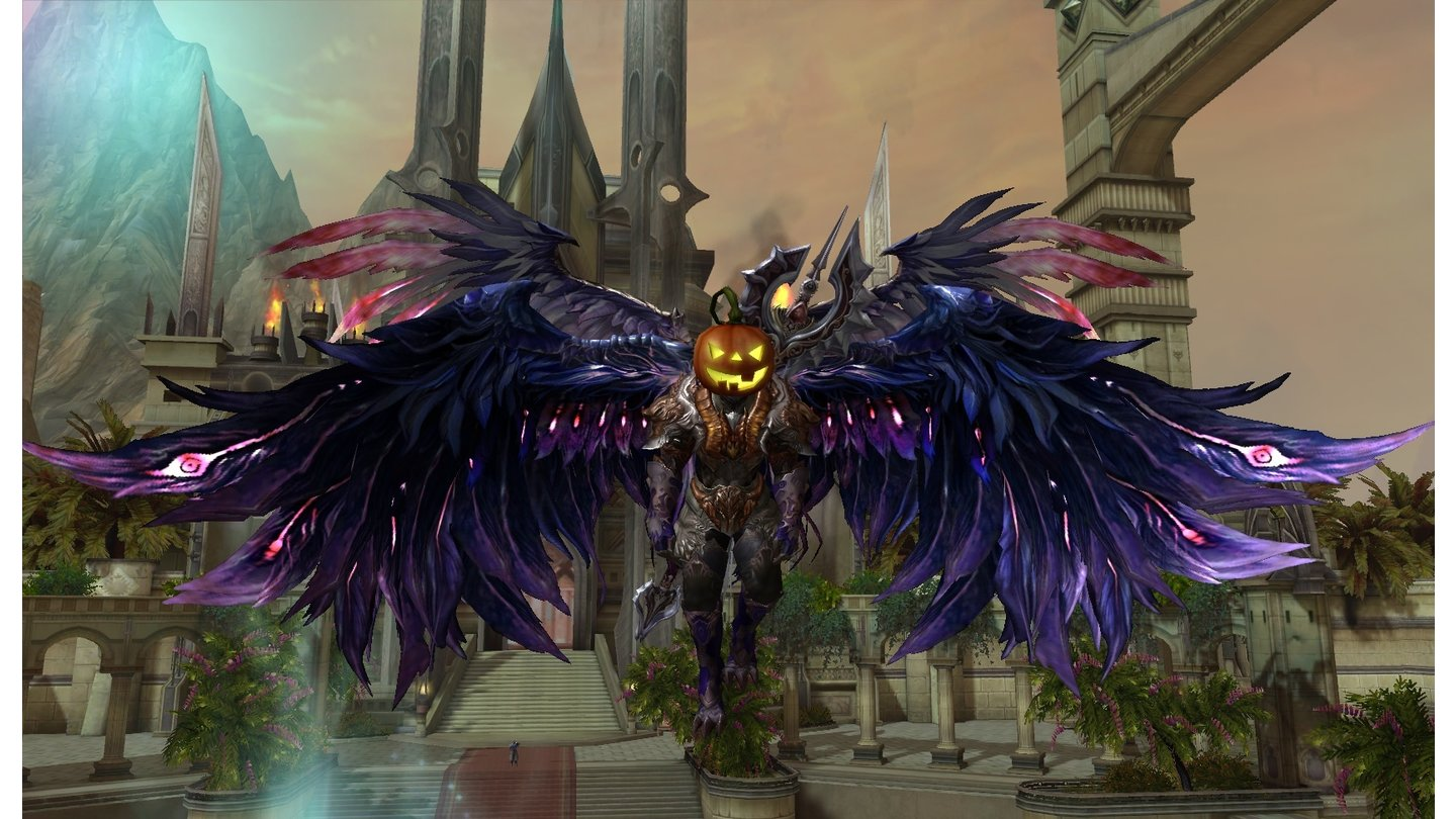 Aion: Tower Of EternityScreenshots zum Halloween-Event 2010.