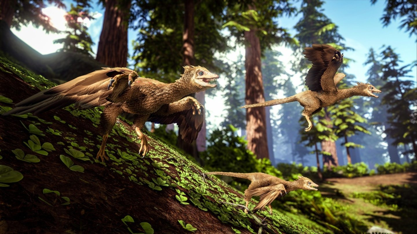 ARK: Survival Evolved - Archaeopteryx aus Update 247.0