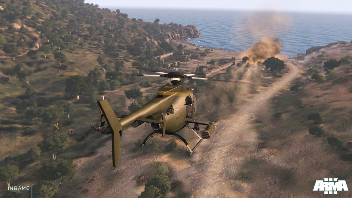 ARMA 3 - gamescom-Screenshots