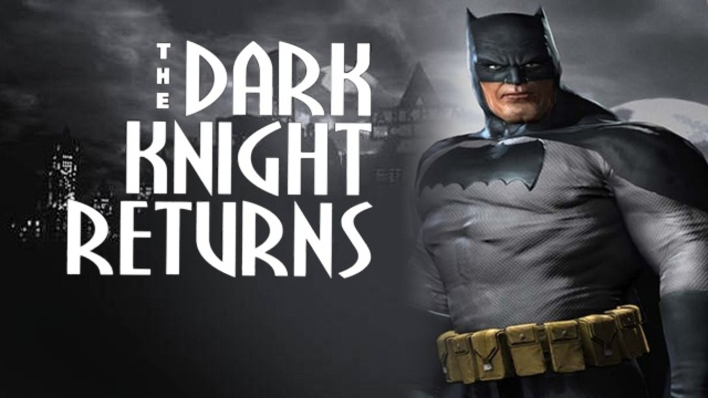 Batman: Arkham City - Skin: The Dark Knight ReturnsDer alternde Batman liegt der Collector's Edition bei.