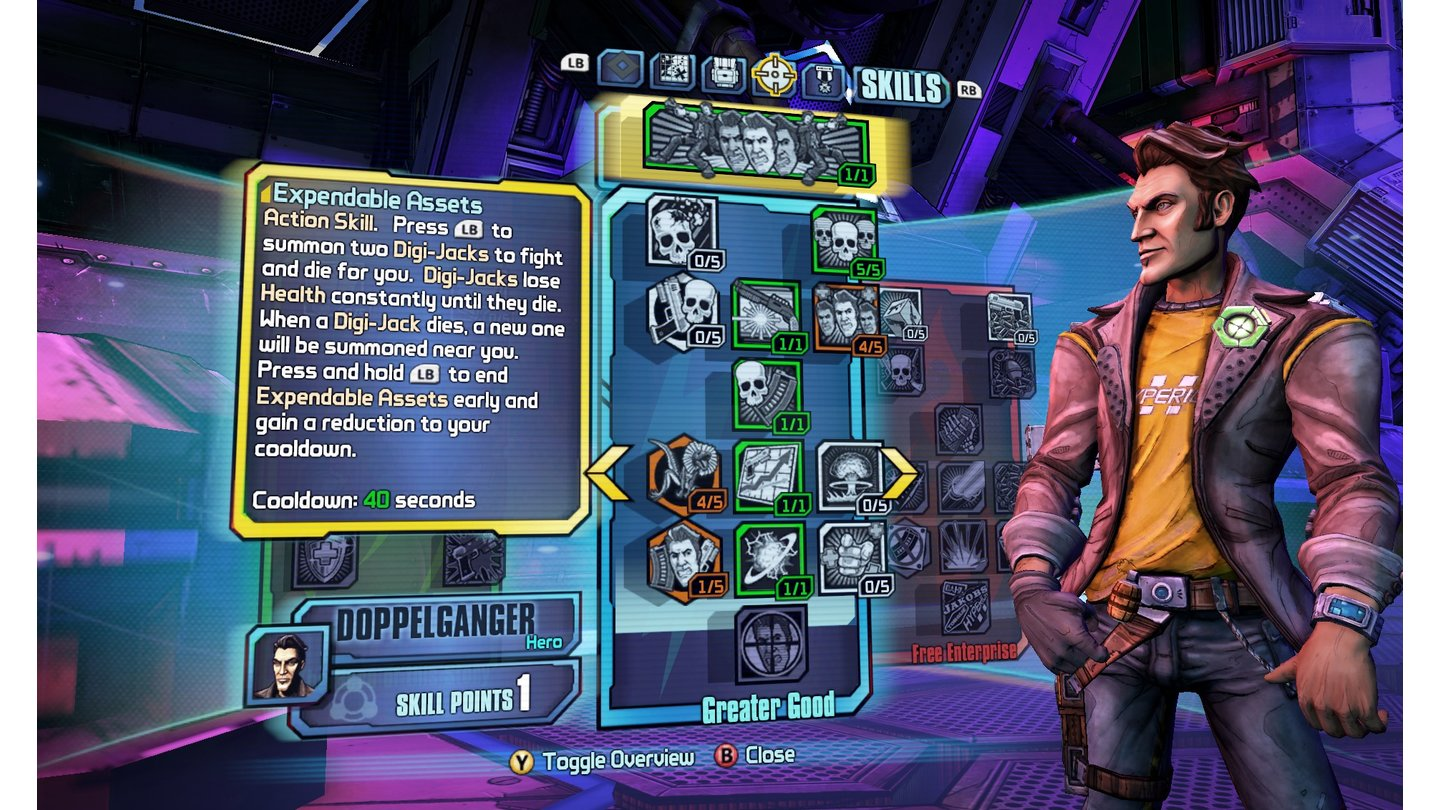 Borderlands: The Pre-Sequel - Screenshots aus dem Handsome-Jack-DLC