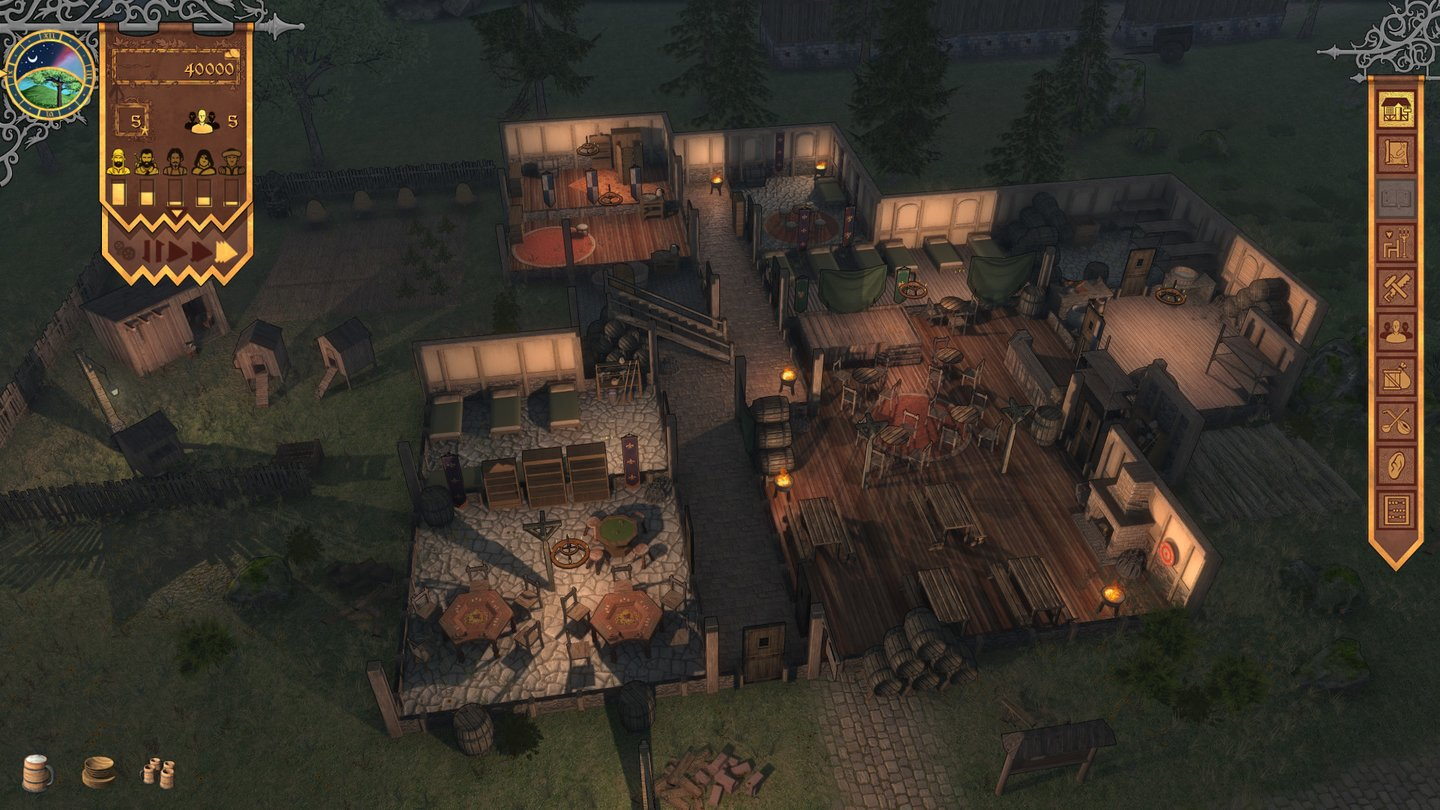 Crossroads Inn - Screenshots
