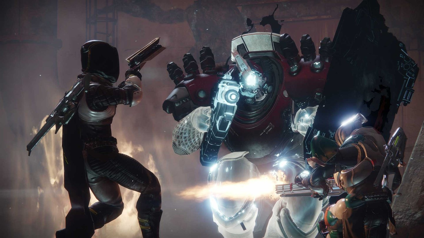 Destiny 2 - Screenshots von der E3 2017