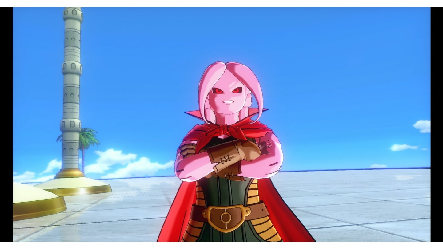Dragon Ball Xenoverse - Screenshots